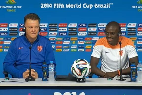 Oranje 'spreekt' Portugees op het WK in Brazilië