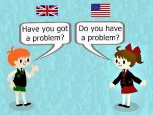 Verschillen tussen Brits-Engels en Amerikaans-Engels
