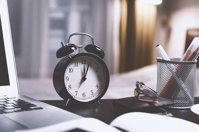 Tijdbesparing voor de klant