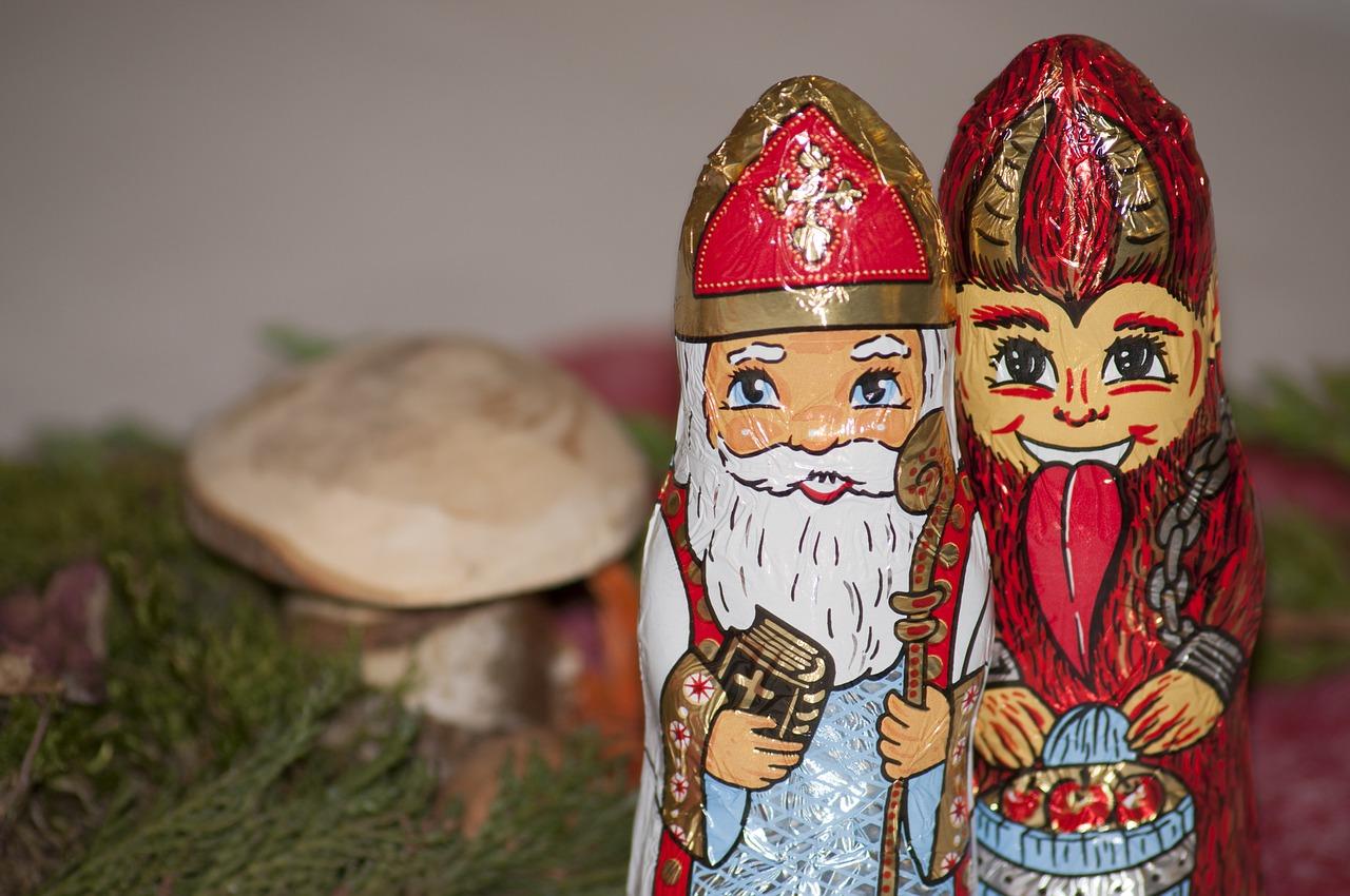 Sinterklaas vertalen